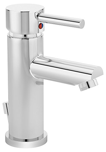 Symmons SLS-3512 Dia Single Hole Single-Handle Bathroom Faucet with Drain Assembly in Polished Chrome (2.2 GPM)