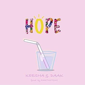 Hope (feat. Keesha Simpson, Daak Martin)