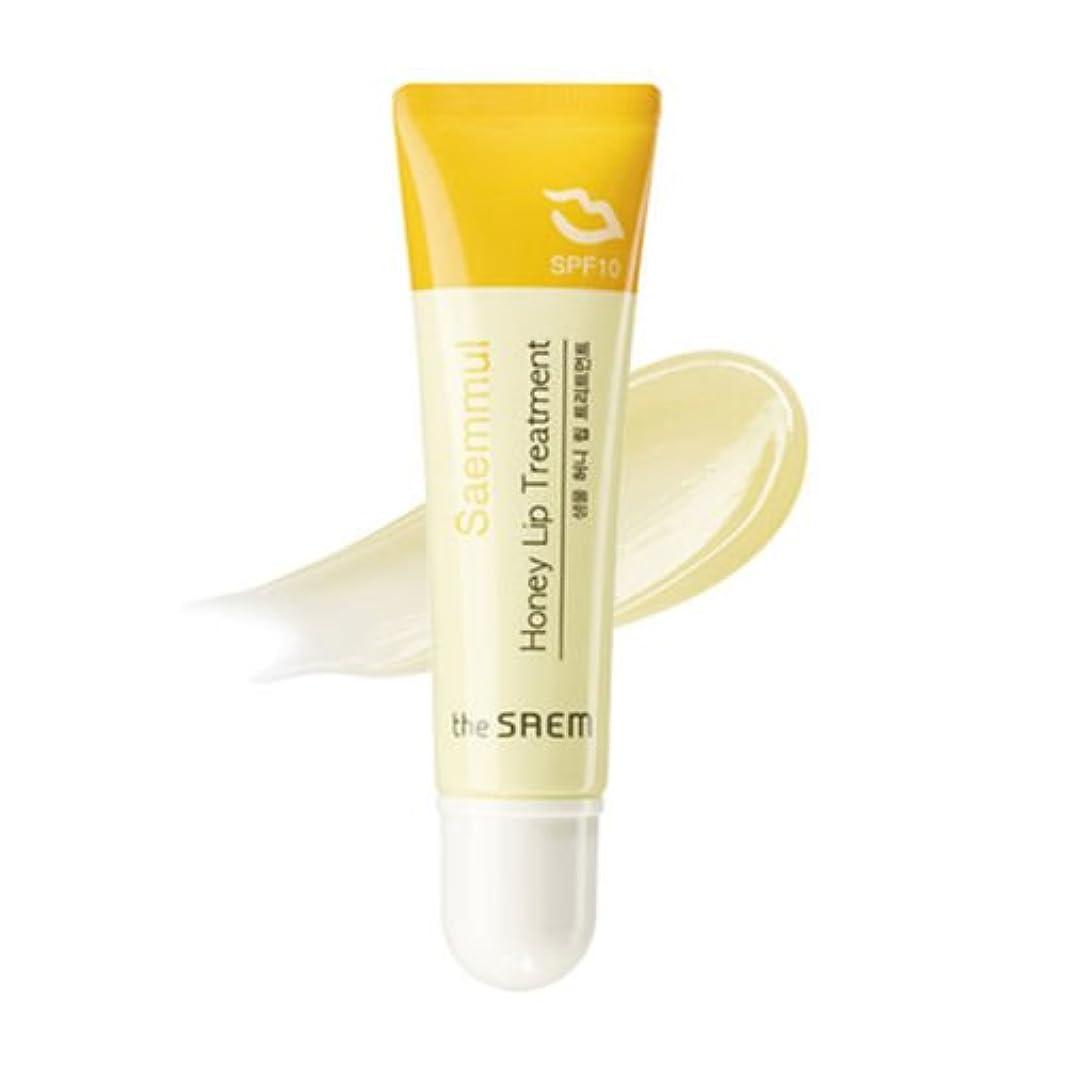 入浴スケルトンしなやかthe SAEM ザセム セムムル ハニー リップ トリートメント Saemmul Honey Lip Treatment 10ml 韓国コスメ