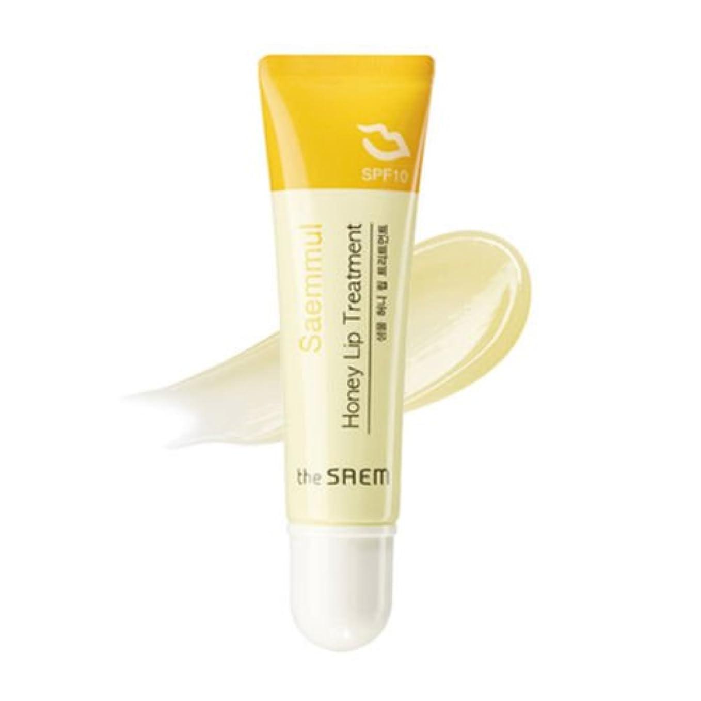 ご注意エンティティ同級生the SAEM ザセム セムムル ハニー リップ トリートメント Saemmul Honey Lip Treatment 10ml 韓国コスメ