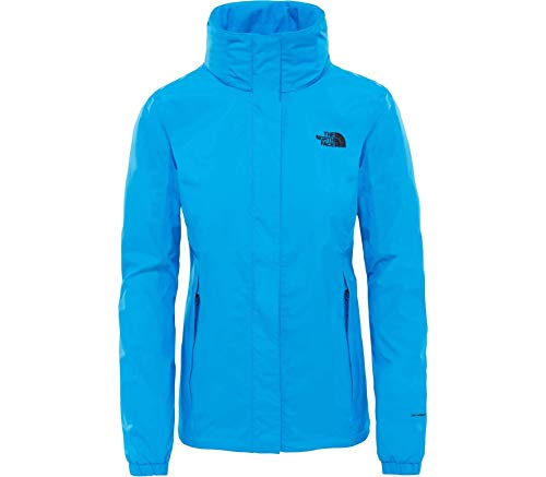 The North Face Outerwear TNF Chaqueta, Mujer, Azul (Bomber Blue), S