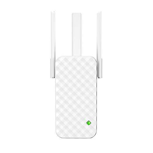 Taurusb WiFi Extender Booster, 300Mbps Wireless LAN Repeater Range Extender Wireless-Repeater-Signal-Verstärker 3 Antenne Full House Abdeckung Expander Router