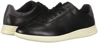 [コールハーン] メンズ 男性用 シューズ 靴 スニーカー 運動靴 Grand Crosscourt Turf Sneaker - Black Leather [並行輸入品]