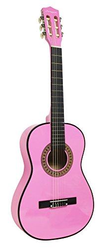 Martin Smith W-560 3/4 Größe 36-Zoll-Konzertgitarre - Pink