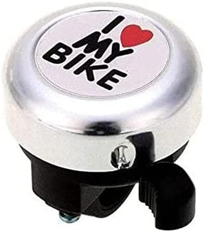 Blacklight Bicycle Bell Over item handling ☆ - Loud Aluminum Bike Ring Cheap mail order specialty store Accessori
