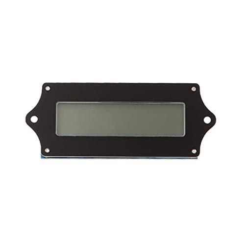 XINTONGSPP Probador de batería de automóvil, Probador de baterías de Plomo-ácido LED de 12V24V36v4V LED, medidor de Combustible de batería, Utilizado para la energía de la batería de la Motocicleta
