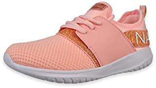 Kids Youth Sneaker Comfortable Athletic Running...