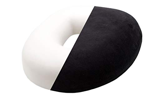 ZOLLNER Hämorrhoiden Kissen 43x46x8 cm, schmerzlindernd, druckentlastend