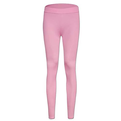 2020 Sólido Nude Apretado Yoga Pantalones para las Mujeres de desgaste Skinny Running Pantalones para las Mujeres