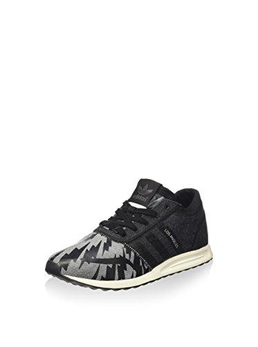 adidas Herren Los Angeles Sneaker, schwarz/grau, 40 EU