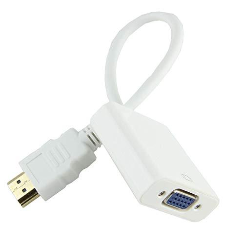 weichuang Elektronisches Zubehör HDMI auf VGA Adapter für RPi Elektronikteile Elektronikzubehör