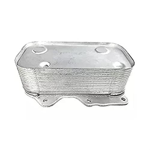 MAIOPA Práctico Intercambiador de Calor del Enfriador de Aceite para VW Phaeton para Audi A6 A8 4.2L 077117021q Accesorio
