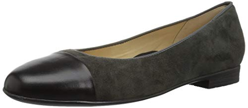 ARA Damen Sally, Elefant Oily Kid/Nappa, 40 EU