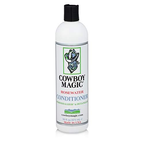 William Hunter Cowboy Magic Rosewater Haarspülung für Pferde, aus Rosenwasserkonzentrat
