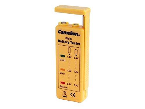 Camelion Batterie Tester BT-0503 [Elektronik]