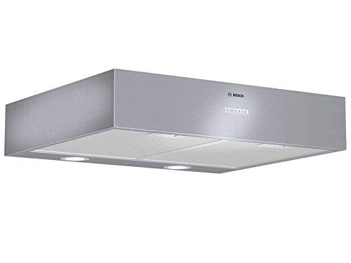 Bosch Serie 4 DHU665EL afzuigkap 360 m3/h geïntegreerd plafondkap roestvrij staal D
