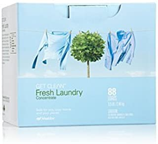 Shaklee Fresh Laundry Concentrate (Powder)