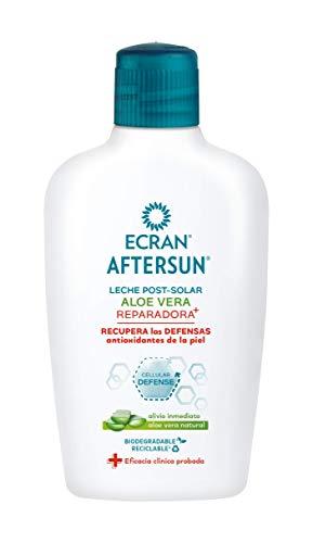 Ecran - Aftersun Leche Post Solar Hidratante y Reparadora con