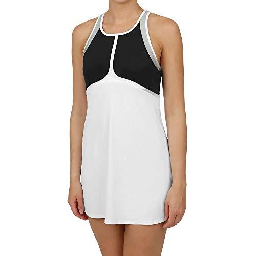 Tonic damska opulent sukienka biała, czarna, M odzież wierzchnia, M