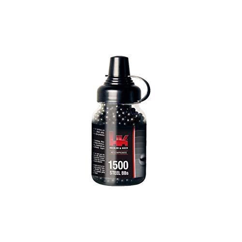 HECKLER & KOCH 1500 STEEL BBS cal. 4,5mm (.177) Schwarz