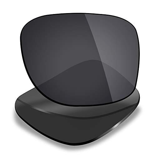 Lentes de repuesto MRY, polarizadas para gafas Oakley Holbrook, amplio abanico de colores Stealth Black