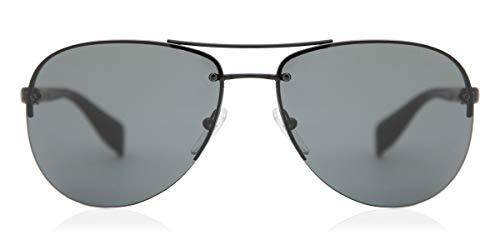 Prada Sunglasses SPS 56M BLACK 1BO-1A1 SPS56M
