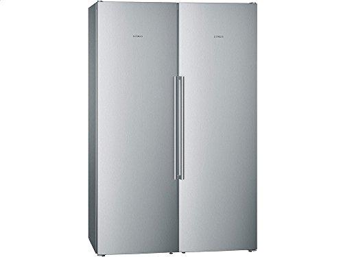 Siemens KA99NAI35 Side-by-Side/A++ / 186 cm Höhe / 309 kWh/Jahr / 346 Liter Kühlteil / 237 Liter Gefrierteil/Die noFrost-Technik gegen Eis- und Reifbildung, damit Sie nie mehr abtauen müssen