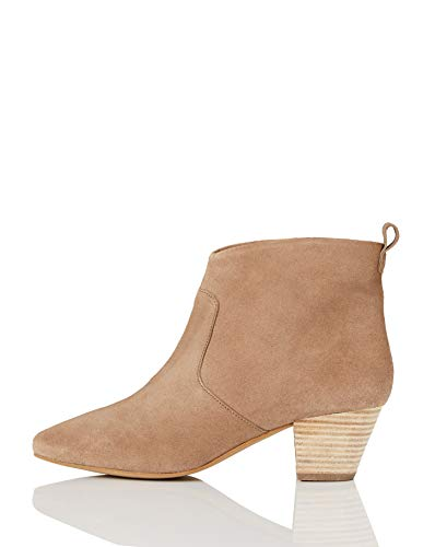 Marca Amazon - find. Lyle1w4001a - Botines Mujer