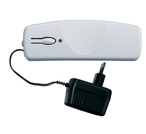 Somfy 2400800, Detector de cortes eléctricos, Alarma casa, Compatible con Somfy protexiom y protexial, alerta a la unidad central de la alarma