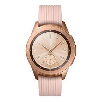 SAMSUNG Galaxy Watch Reloj Inteligente Oro Rosa SAMOLED 3,05 cm (1.2