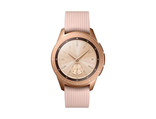 SAMSUNG Galaxy Watch Reloj Inteligente Oro Rosa SAMOLED 3