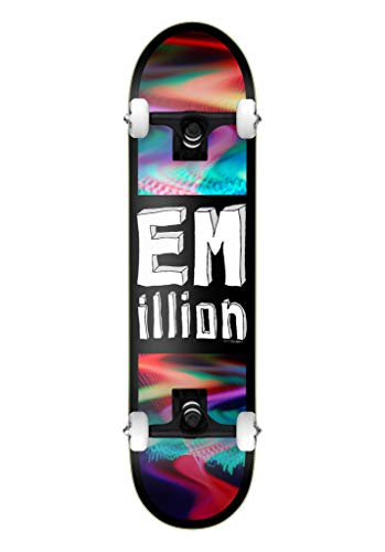 Emillion Complete Skateboard Beam Series komplett Board aus Ahorn Holz - Breite 8.0 x 31.5 Inch