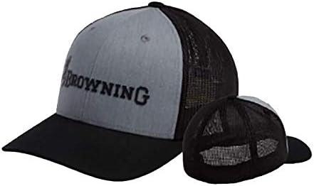 Browning 2 Cap-Heather Gray