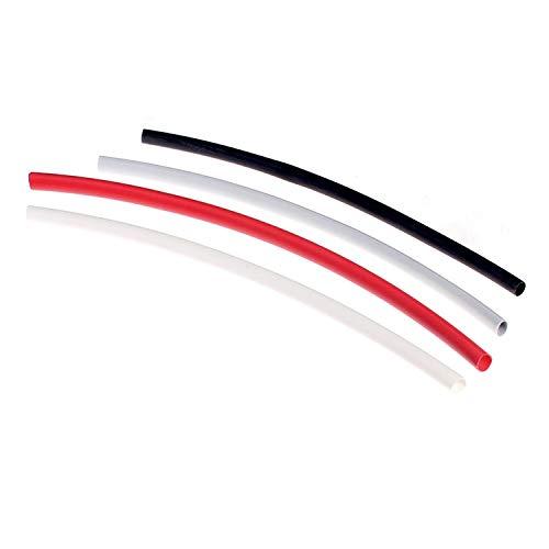 tubo di protezione del cavo impermeabile per la protezione dellisolamento delle connessioni dei cavi Tubo termorestringente PE in 8 misure di isolamento termico