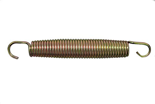 walexo Trampolinfedern Stahlfedern Zugfedern Spannfedern 13,5 cm (135 mm) (64 Stück)
