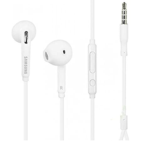 Samsung EO-EG920LW Wired 3.5mm Headset with Microphone (In Jewel Case)