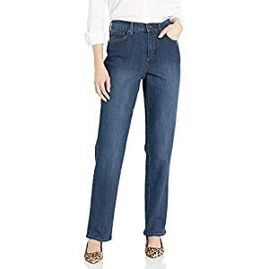 Women's Petite Amanda-Classic Tapered leg Jean, Scottsdale Wash