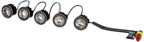 HELLA 2PT 177 696-701 Tagfahrleuchtensatz - LEDayFlex - LED - 12V/24V