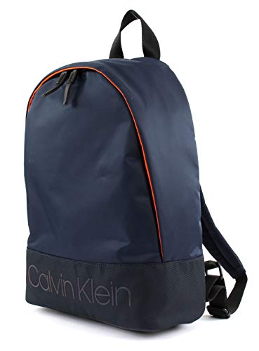 31u0qyHpJsL - Calvin Klein Shadow Round Backpack Navy