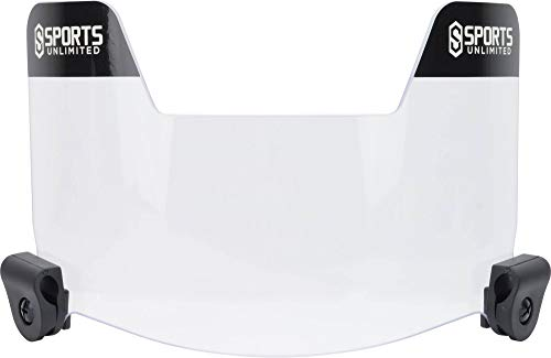 Sports Unlimited Universal Football Visor
