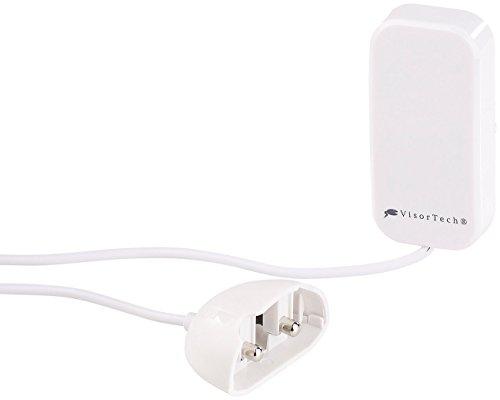 VisorTech Zubehör zu GSM-Haus-Alarmanlage: Funk-Wassermelder für Alarmanlage XMD-4400.pro und XMD-5400.WiFi (Alarmanlagen mit Telefon-Alarmruf)
