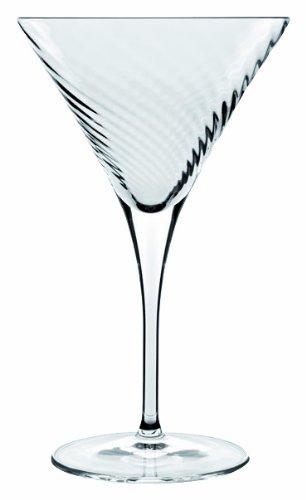 Hypnos Luigi Bormioli 10942/01 Juego de 4 Copas de Martini (26 cl)