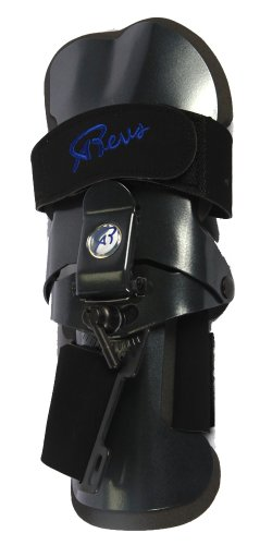 Robby's Drehzahl I Positionierungskissen für Bowling-Handschuh, links schwarz schwarz L
