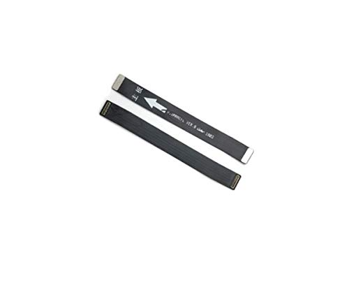 Plano Flexible Cinta Cable Pantalla LCD Conector Retro Toque Display X Mainboard Compatible para Huawei P20 Lite, Nueve 3E ANE-LX1/ANE-L21