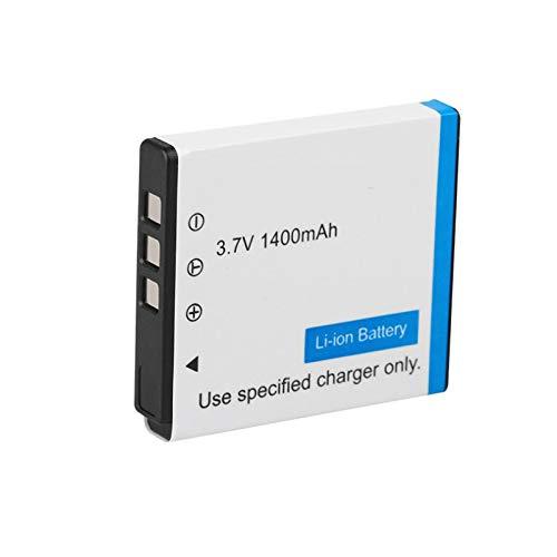 Batería De 1400mah para Fujifilm X10 X20 Xf1 F50 F75 F665 F775 F900 Exr F505 F305 F85 F200 F100 Fnp50 Np50 Klic-7004 d-Li68 Np-50 Batería