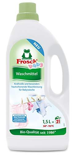 FROSCH Baby - Waschmittel (5 x 21 Waschladungen)