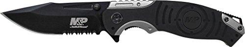 Smith & Wesson swmp13gs, Couteau de Poche Mixte Adulte – , Multicolore, Taille Unique