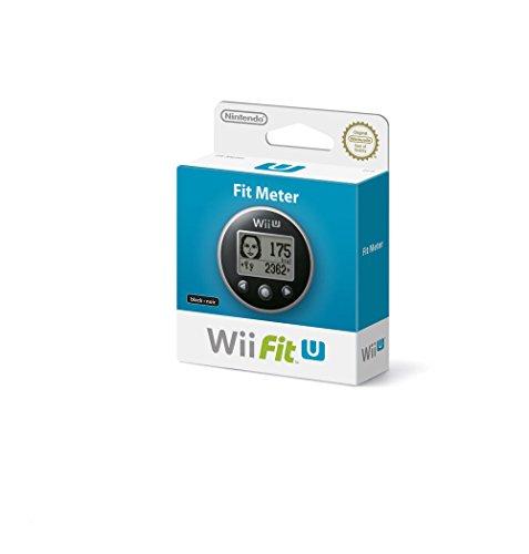 Wii U Fit Meter schwarz