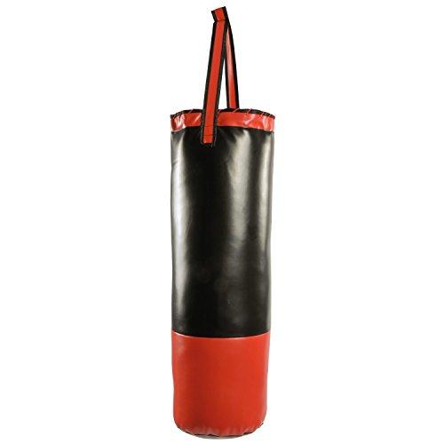 EDUPLAY Boxsack 5 kg, schwarz/rot (1 Stück)