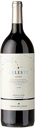 Pago del Cielo Celeste Roble, Vino Tinto, 150 cl - 1500 ml